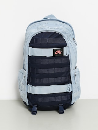 Nike SB Rpm Backpack (lt armory blue/midnight navy/magic ember)