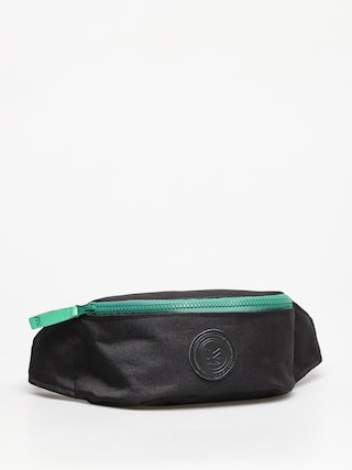 Malita Alfa Bum bag (black/green heavy)