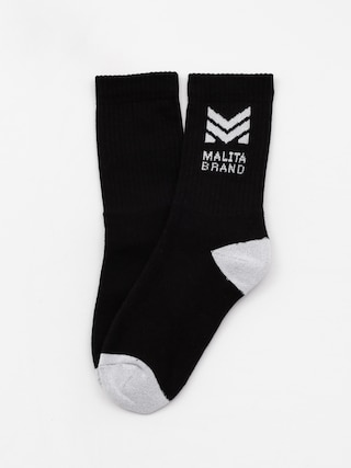 Malita Mlt M Socks (black/white)