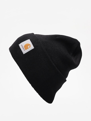Carhartt WIP Acrylic Watch Beanie (black)