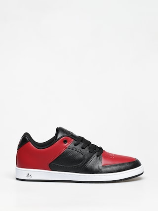 eS Accel Slim Shoes (red/black)