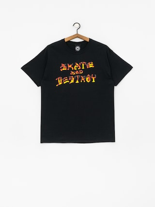 Thrasher Sad Bbq T-shirt (black)