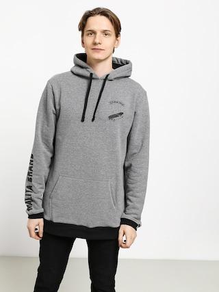 Malita In Skate We Trust Hoodie (grey)