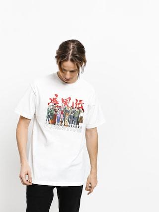 Primitive Leaf Village T-shirt (white)