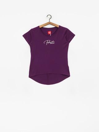 Prosto Badu T-shirt (violet)