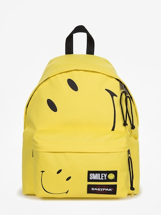 Eastpak Padded Pak R x Smiley Backpack (smile big)