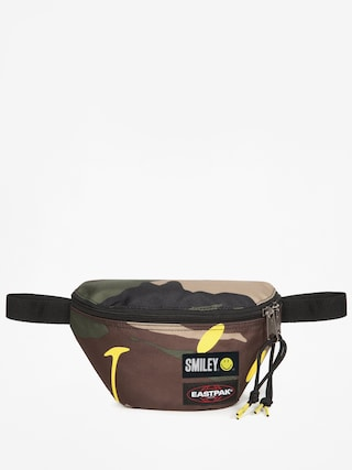 Eastpak Springer x Smiley Bum bag (smiley camo)