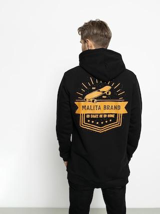 Malita Go Skate HD Hoodie (black)