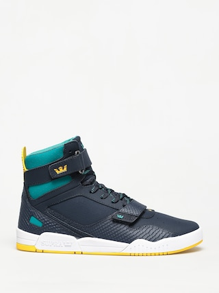 Supra Breaker Shoes (navy/teal white)