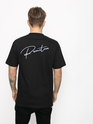 Primitive Ginza Script T-shirt (black)