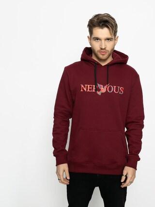 Nervous Classic Acd HD Hoodie (maroon)
