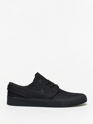 Nike SB Zoom Janoski Canvas Rm Shoes (black/black black black)