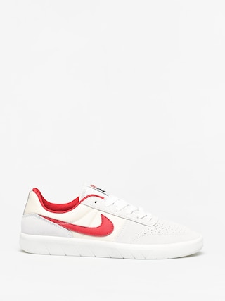 Nike SB Team Classic Shoes (photon dust/university red light cream)