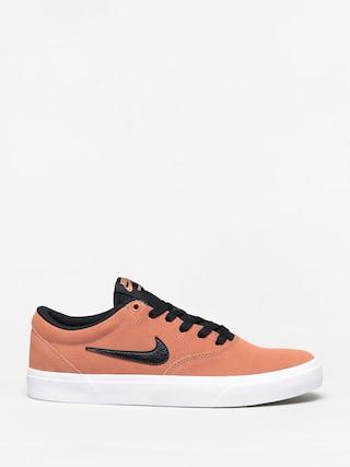 Nike SB Charge Suede Shoes (terra blush/black terra blush black)