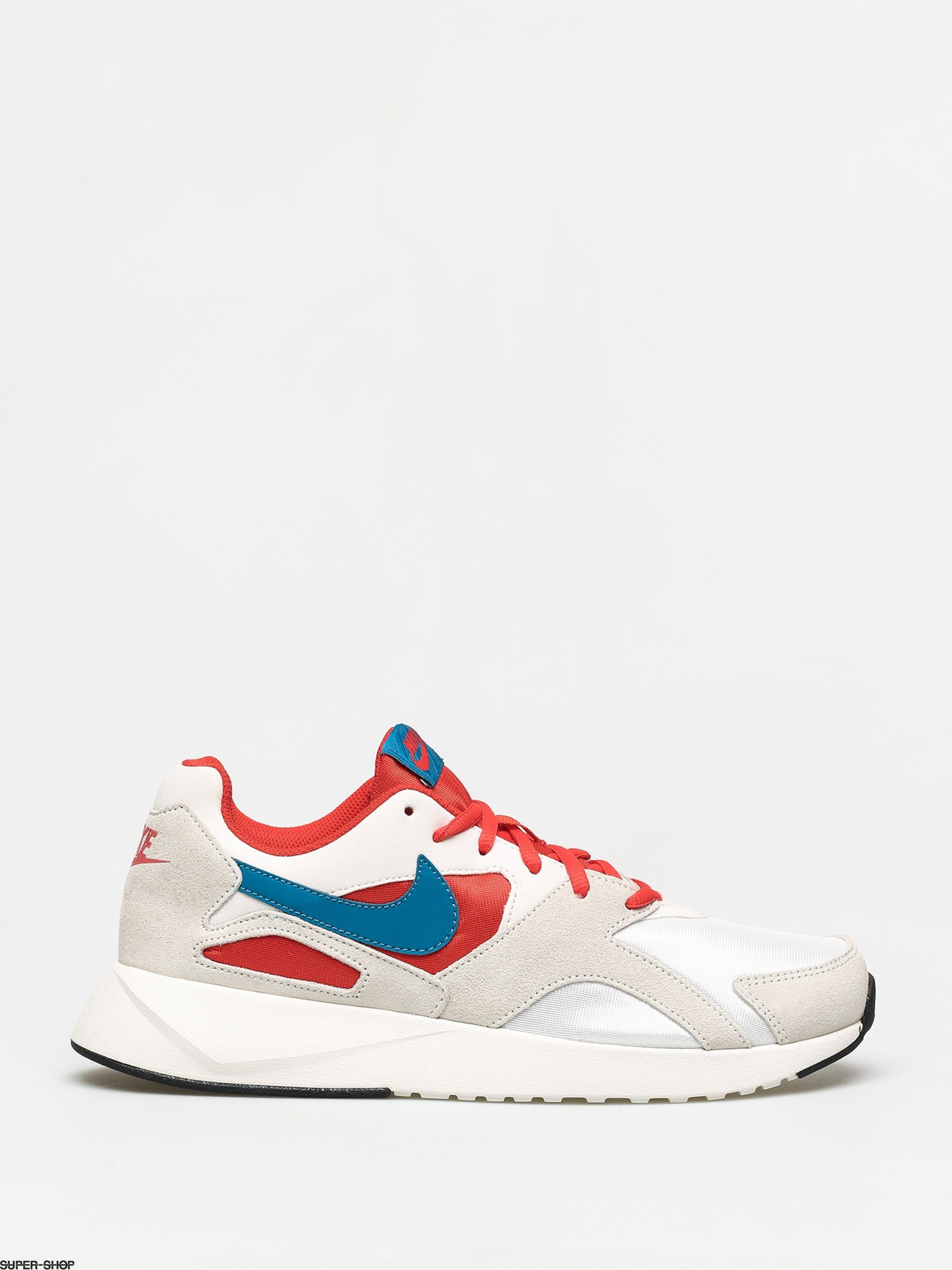 Corredor Circulo servir  Nike Pantheos Shoes (summit white/green abyss habanero red)
