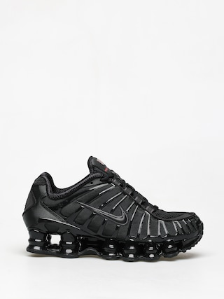 Nike Shox Tl Shoes Wmn (black/black metallic hematite)