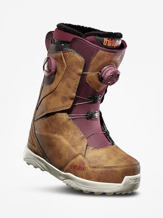 ThirtyTwo Lashed Double Boa Snowboard boots Wmn (brown)
