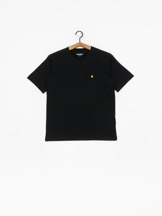 Carhartt WIP Chasy T-shirt Wmn (black/gold)