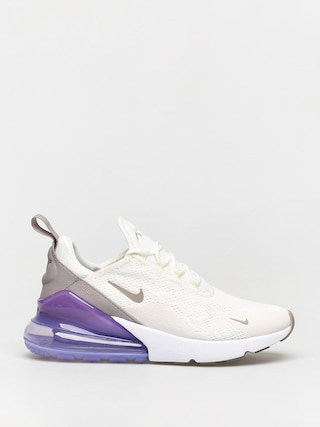 Nike Air Max 270 Shoes Wmn (sail/pumice space purple white)