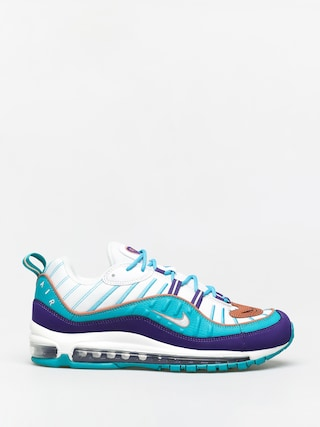 Nike Air Max 98 Shoes (court purple/terra blush spirit teal)
