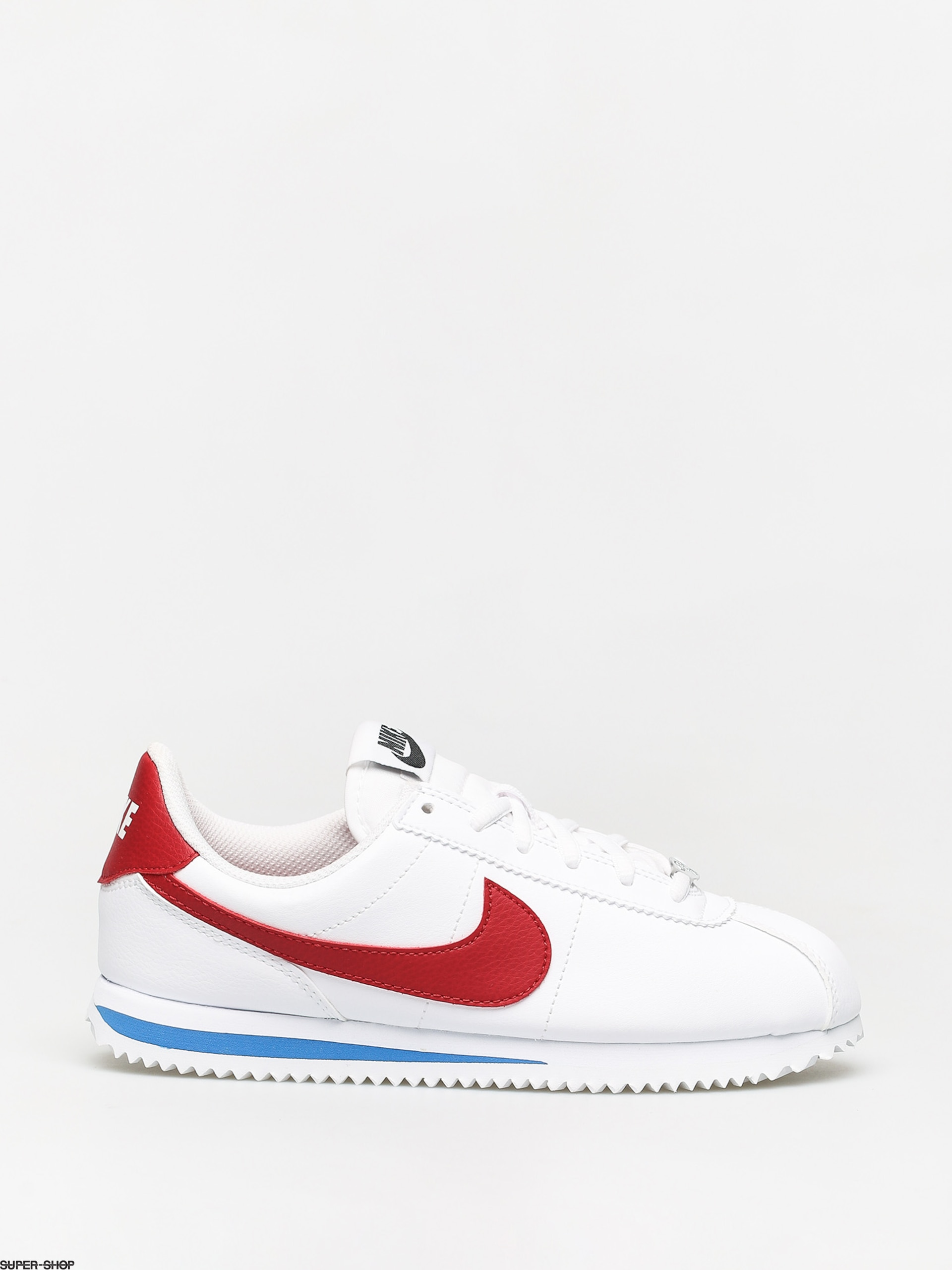 Ofensa Funcionar Reproducir  Nike Cortez Basic Sl Gs Shoes (white/varsity red varsity royal black)