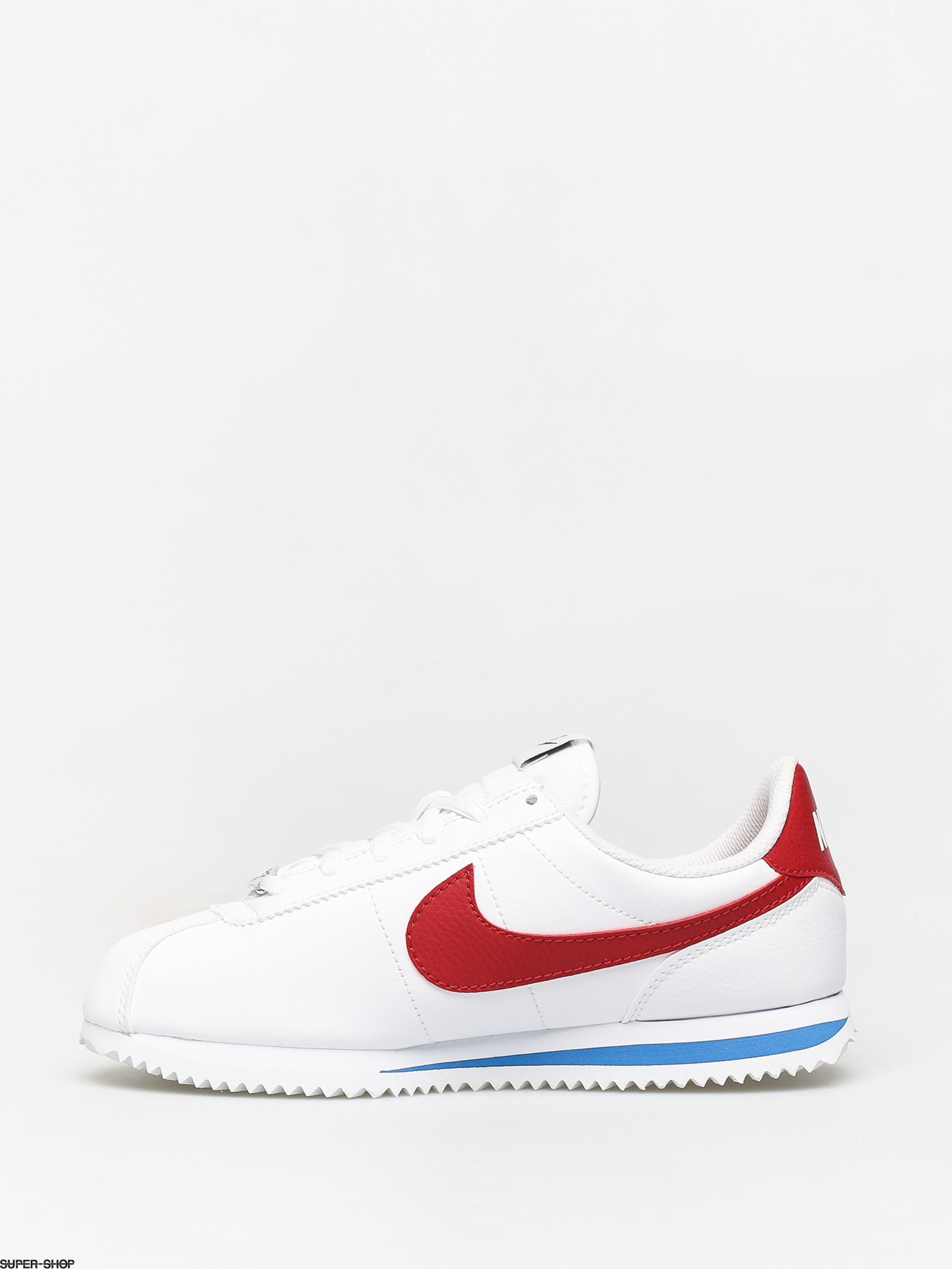 Nike Cortez Basic Sl Gs Shoes (white