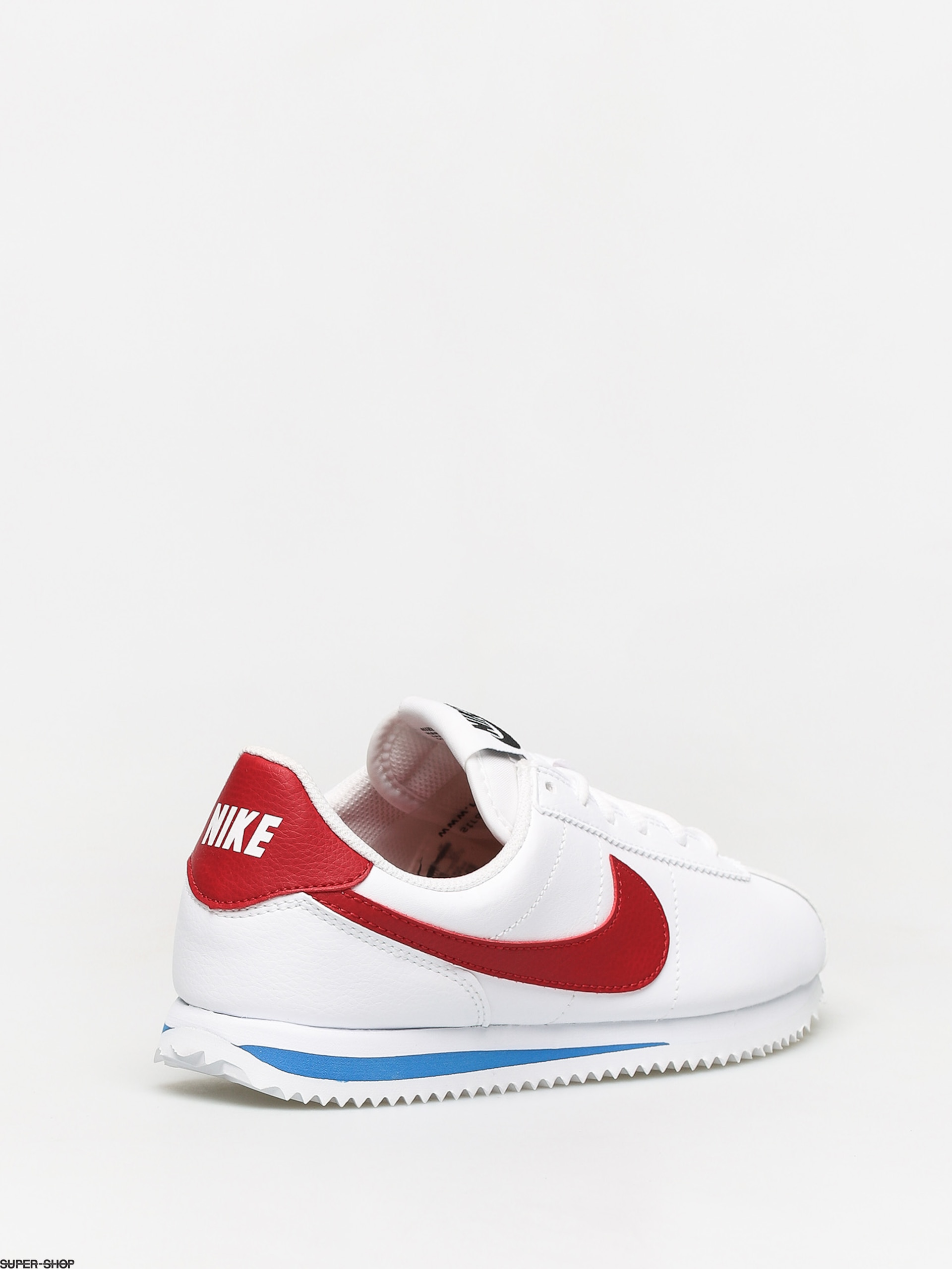 904764-103 White//Varsity Royal-Varsity Red New Nike Youth Cortez SL GS Shoes
