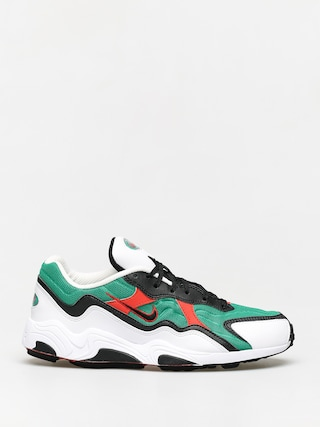 Nike Air Zoom Alpha Shoes (lucid green/habanero red white black)