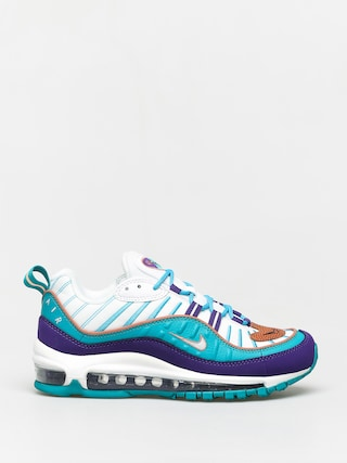 Nike Air Max 98 Shoes Wmn (court purple/terra blush spirit teal)