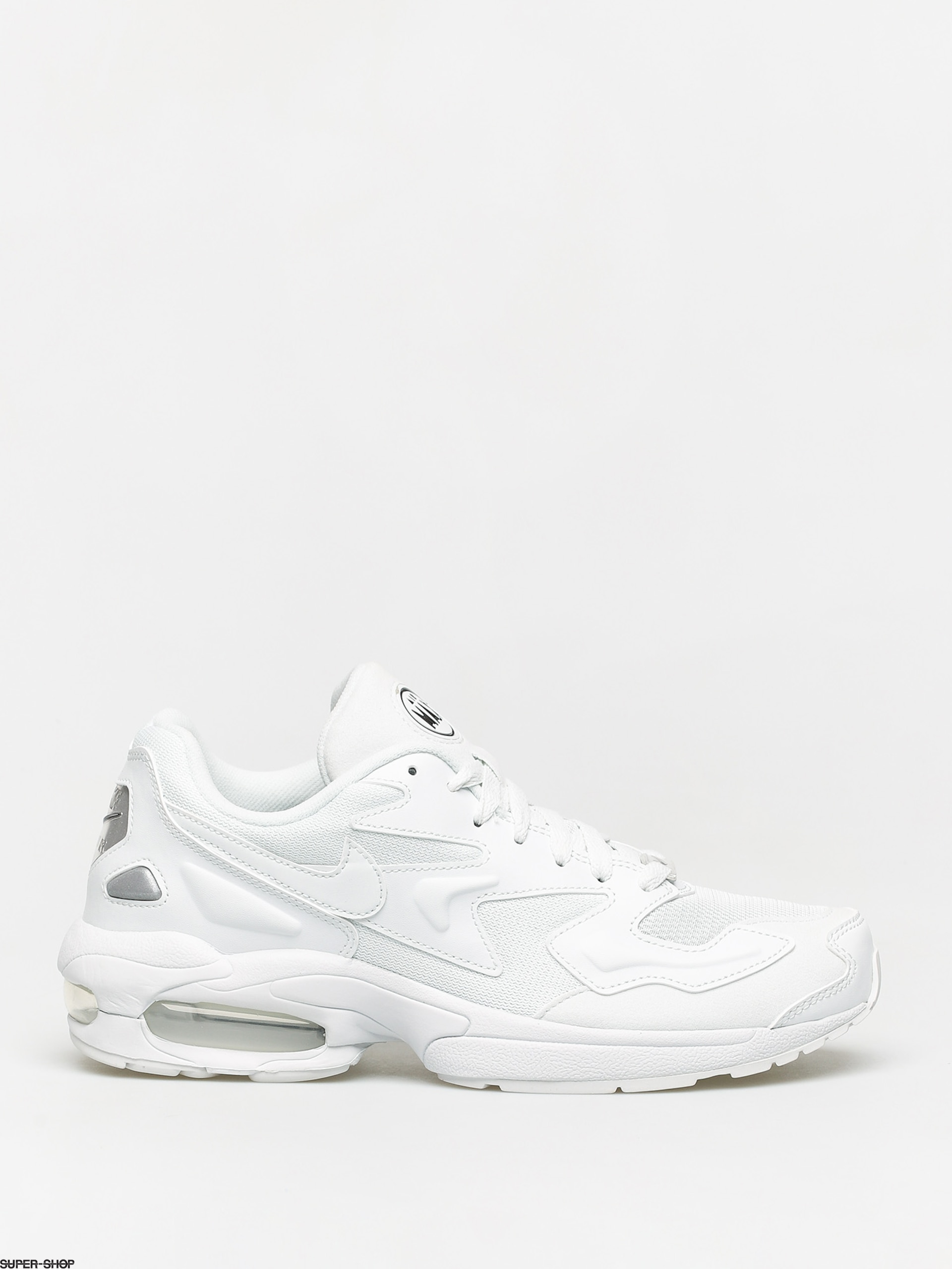 Nike Air Max2 Light Shoes (off white