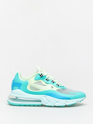 Nike Air Max 270 React Shoes (hyper jade/frosted spruce barely volt)