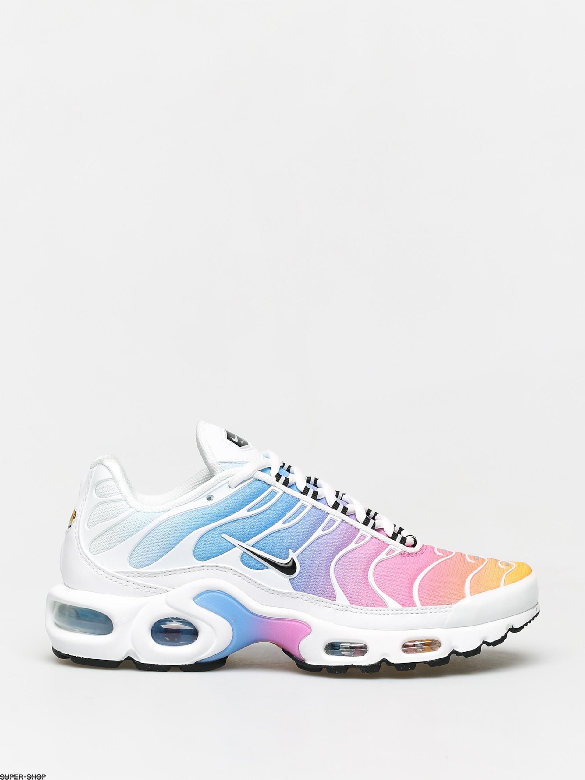 Nike Air Max Plus Blue Pink | 605112
