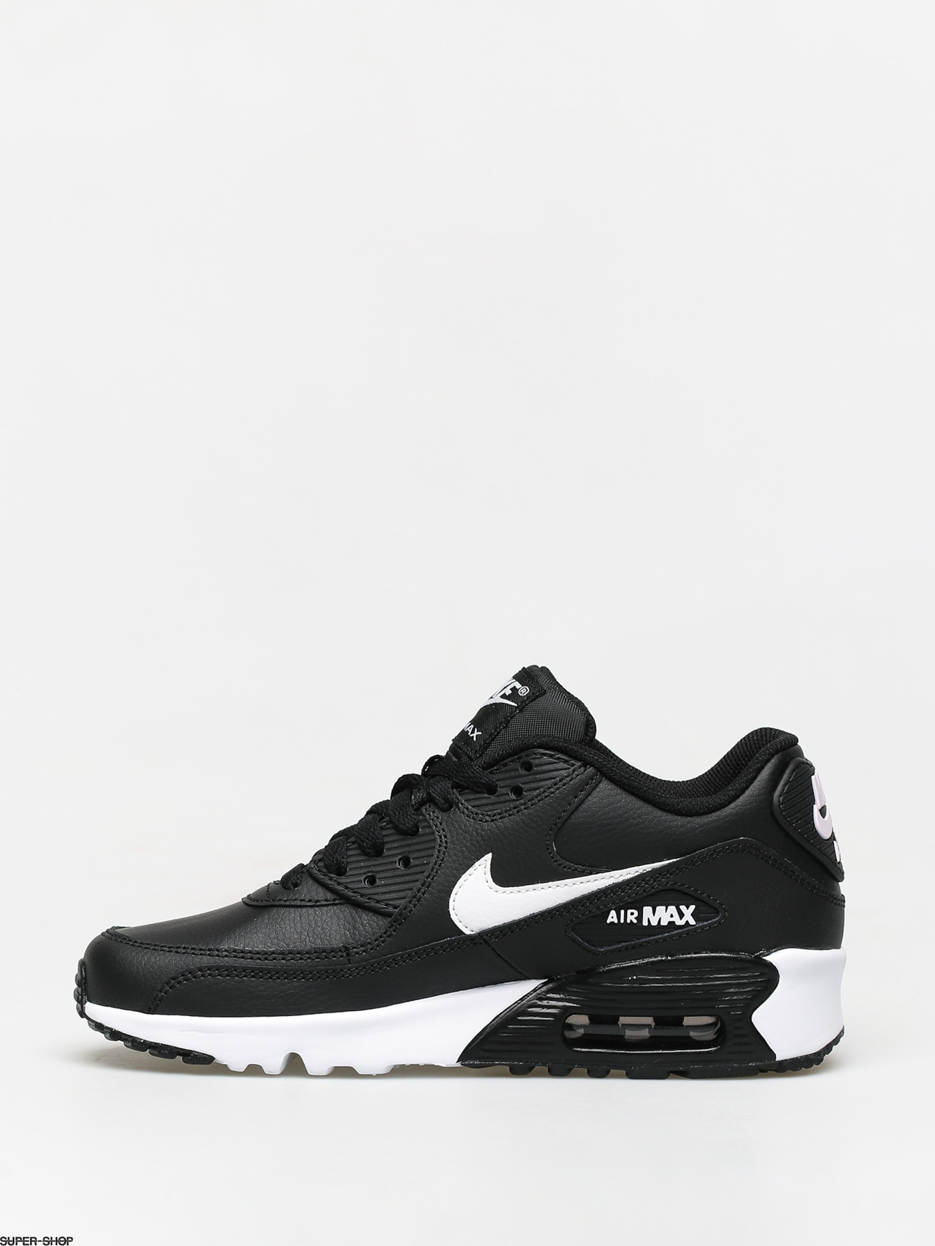 Nike Air Max 90 Ltr Gs Shoes (black