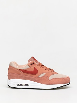 Nike Air Max 1 Shoes Wmn (terra blush/dune red bio beige black)