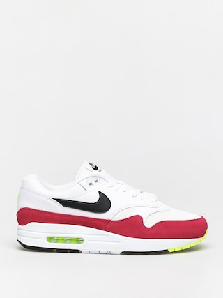 Nike Air Max 1 Shoes (white/black volt rush pink)