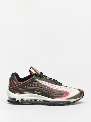 Nike Air Max Deluxe Shoes (sequoia/camper green team orange black)