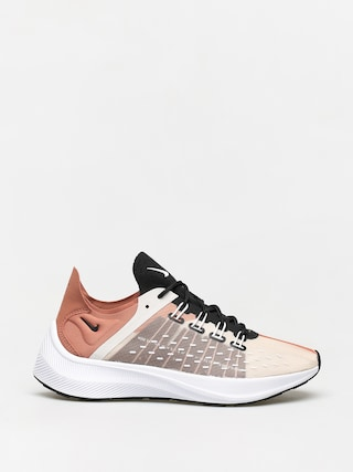 Nike EXP-X14 Shoes Wmn (terra blush/white light bone)