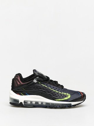 Nike Air Max Deluxe Shoes Wmn (black/black midnight navy reflect silver)