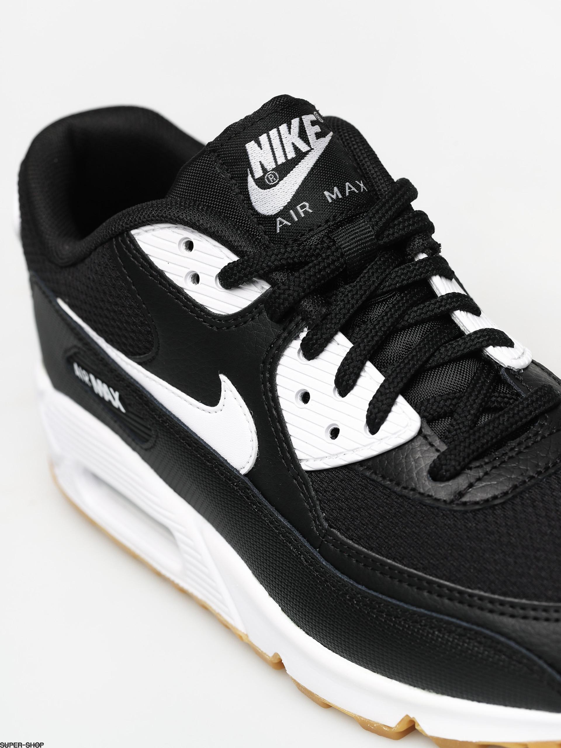 Nike Air Max 90 Shoes Wmn (black/white