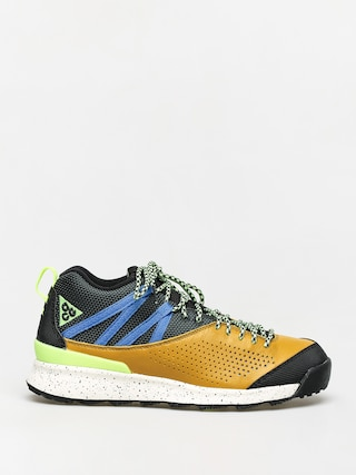 Nike Okwahn II ACG Shoes (dark citron/volt glow outdoor green)