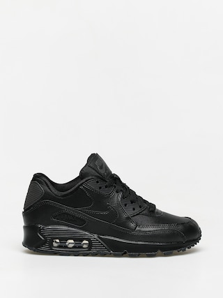 Nike Air Max 90 Shoes Wmn (black/black black)
