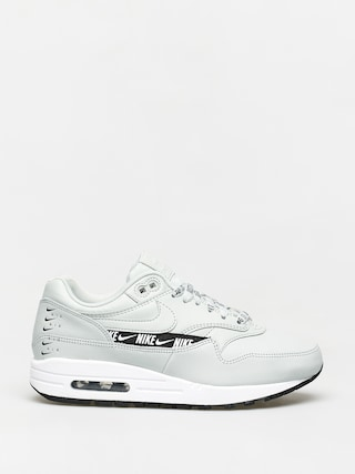 Nike Air Max 1 Se Shoes Wmn (light silver/light silver black white)