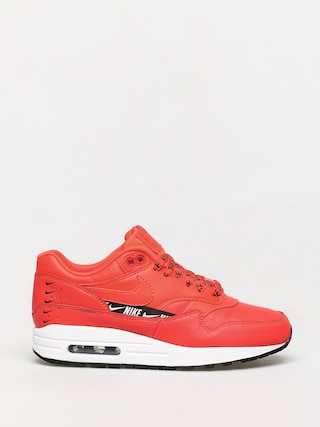 Nike Air Max 1 Se Shoes Wmn (bright crimson/bright crimson black)