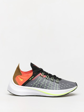 Nike EXP-X14 Shoes (black/volt total crimson dark grey)