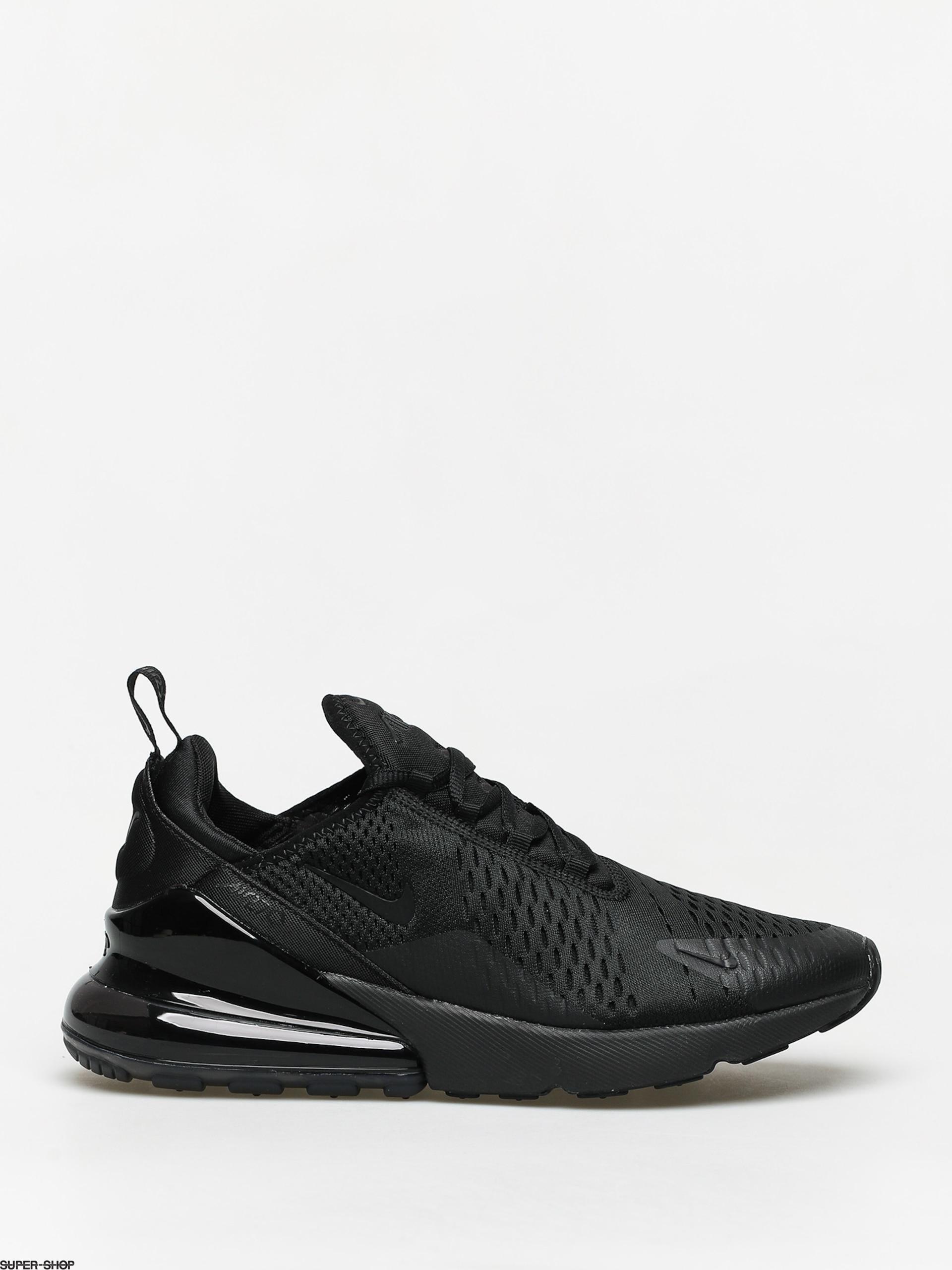 Nike Air Max 270 Shoes (black/black black)