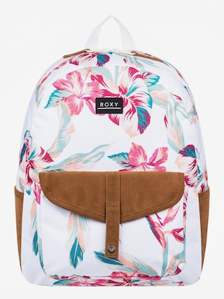 Roxy Carribean Backpack Wmn (snow white tropic call)