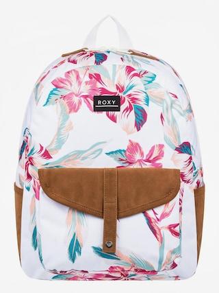Roxy Carribean Backpack Wmn (snow white tropic call)