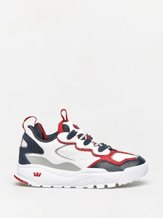Supra Muska 2000 Shoes (white/navy/red white)