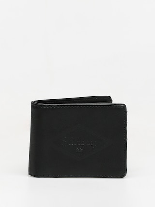 Billabong Walled Pu Wallet (black)
