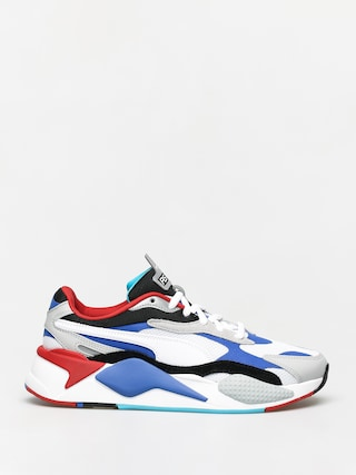 Puma Rs X Puzzle Shoes (white)